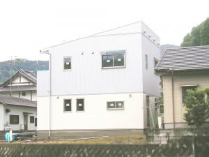円城寺邸新築