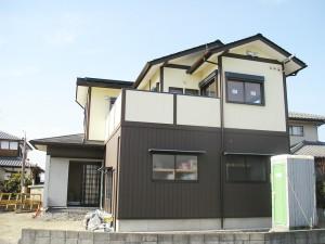 平川様邸新築