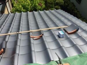 西様邸屋根写真 2