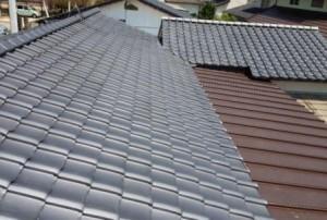 完成屋根3