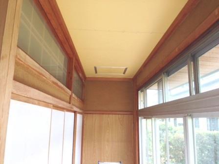 廊下天井1
