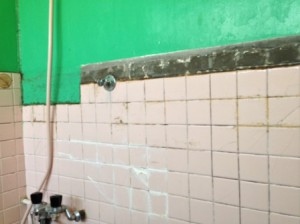 末永様 既存浴室 4