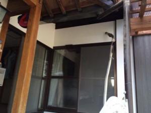 外壁 工事後1