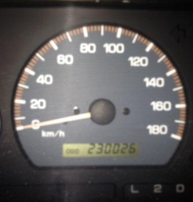 23万キロ