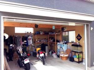 S様 車庫2