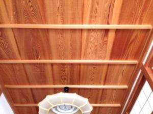 和室天井1
