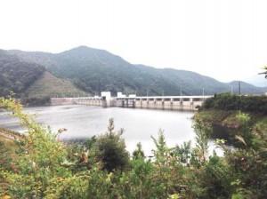加瀬川ダム2