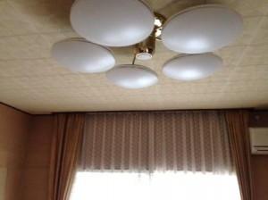 既存 洋室 天井