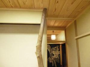 廊下天井 1