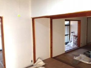 和室 白壁 2