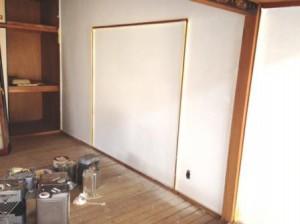 和室 白壁 1