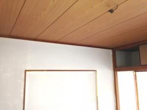 和室 壁・天井 1