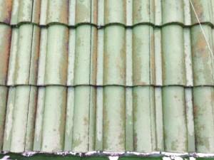 既存 屋根瓦 3
