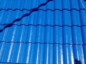完了 屋根2