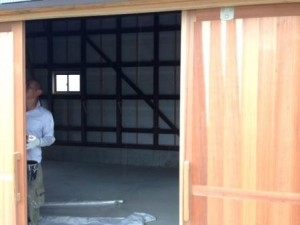 建具工事 塗装1