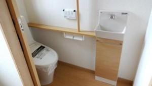 完成 トイレ1