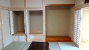 完成 和室1