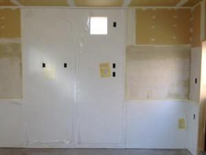 壁 塗装 下処理1