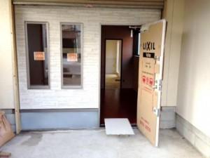 玄関 外部 1