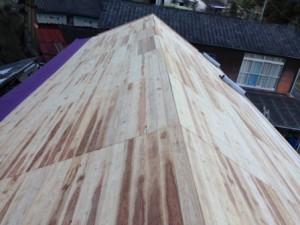 屋根工事 4